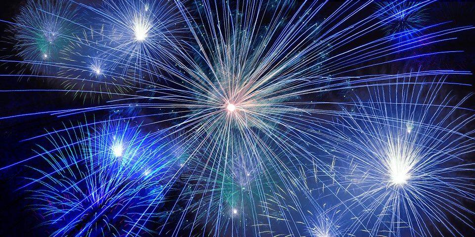 Fogos de artifício representam perigo para audição