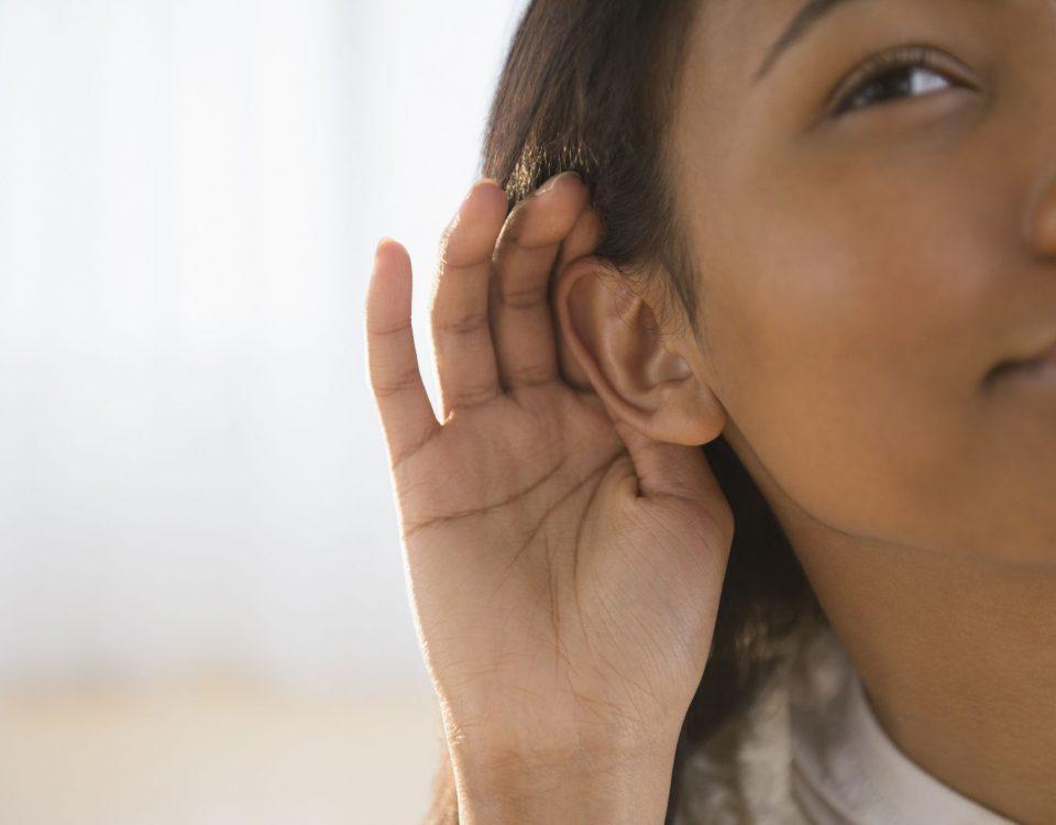 Perda de audição tem cura?